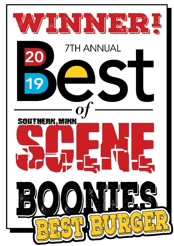 Boonies Winner logo